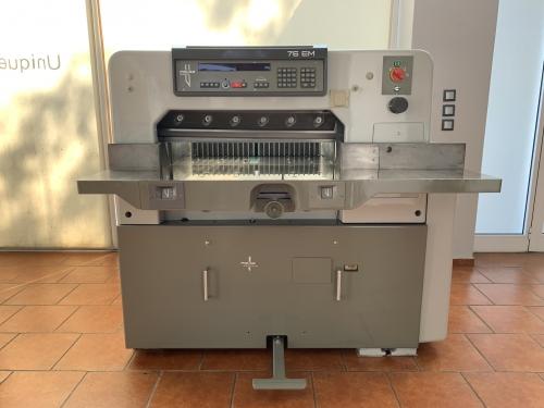 κοπτική μηχανή Polar 76 EM 91'